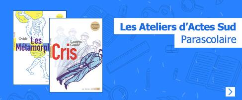 Nouvelle collection Actes Sud